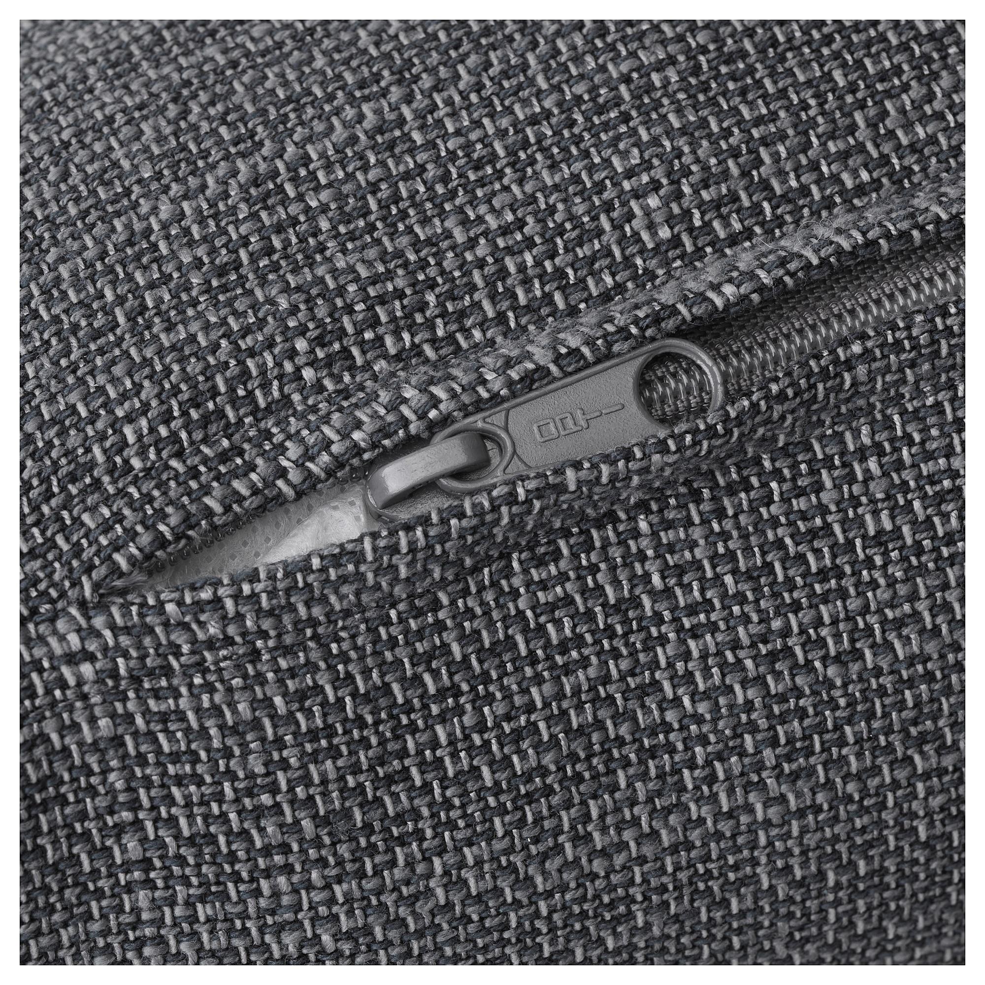 Подушка спинки ВАЛЛЕНТУНА темно-серый артикуль № 192.825.04 в наличии. Онлайн магазин IKEA РБ. Быстрая доставка и установка.