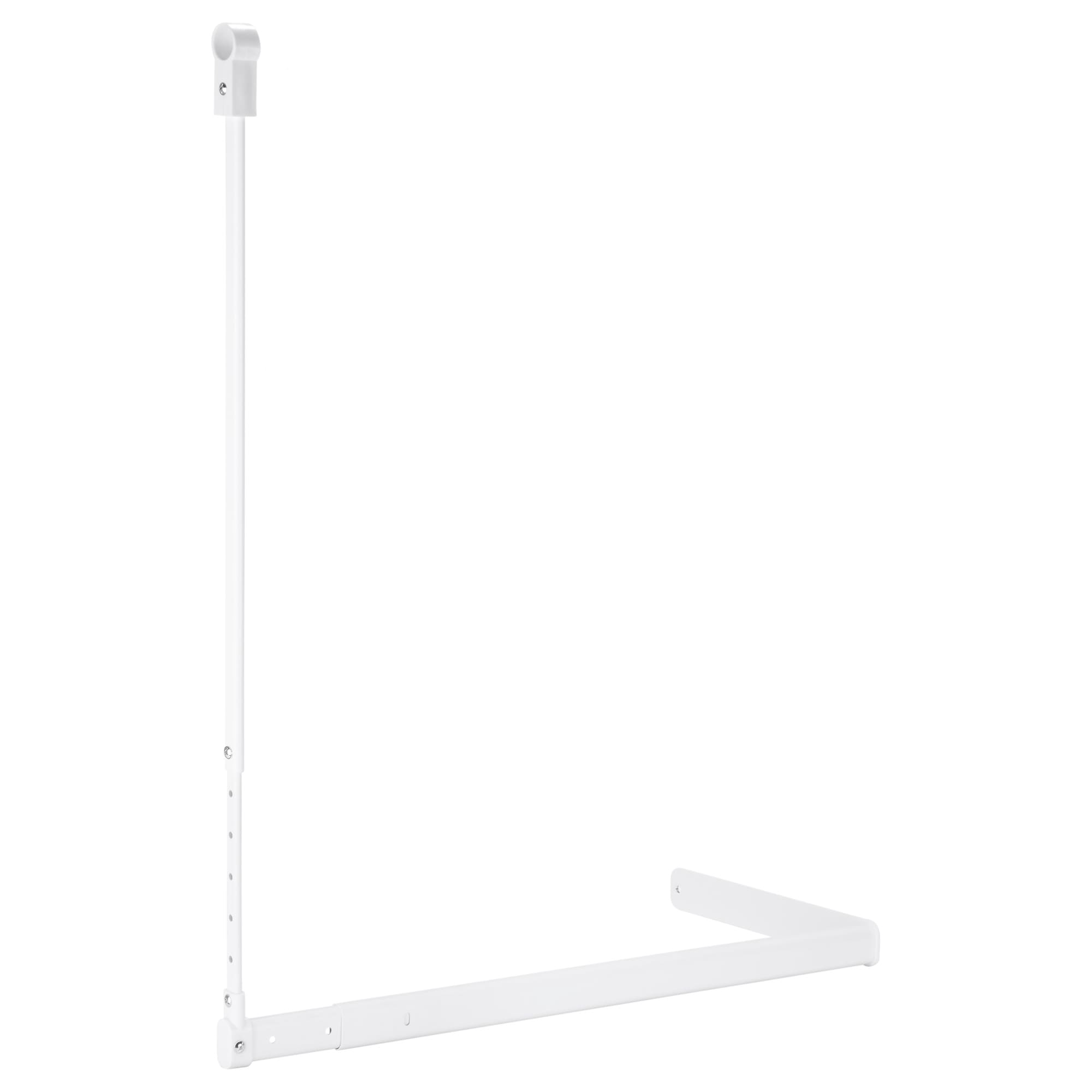 Дополнительная платяная штанга КОМПЛИМЕНТ белый артикуль № 303.791.99 в наличии. Онлайн сайт IKEA РБ. Быстрая доставка и соборка.