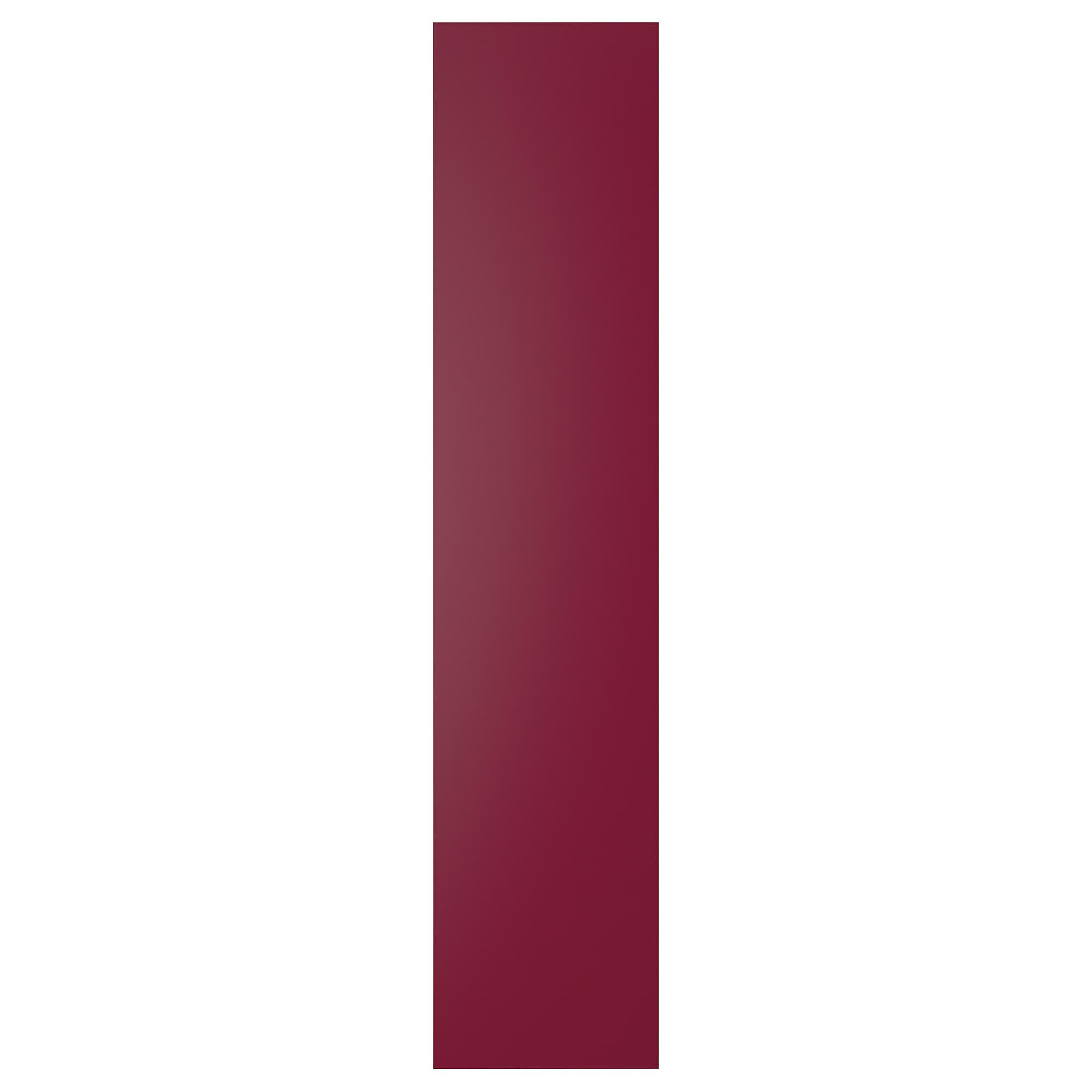 Дверь ФОРСАНД темно-красный артикуль № 304.081.49 в наличии. Online каталог IKEA Беларусь. Недорогая доставка и монтаж.