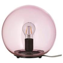 Лампа настольная ФАДУ розовый артикуль № 003.562.98 в наличии. Онлайн магазин IKEA РБ. Быстрая доставка и монтаж.