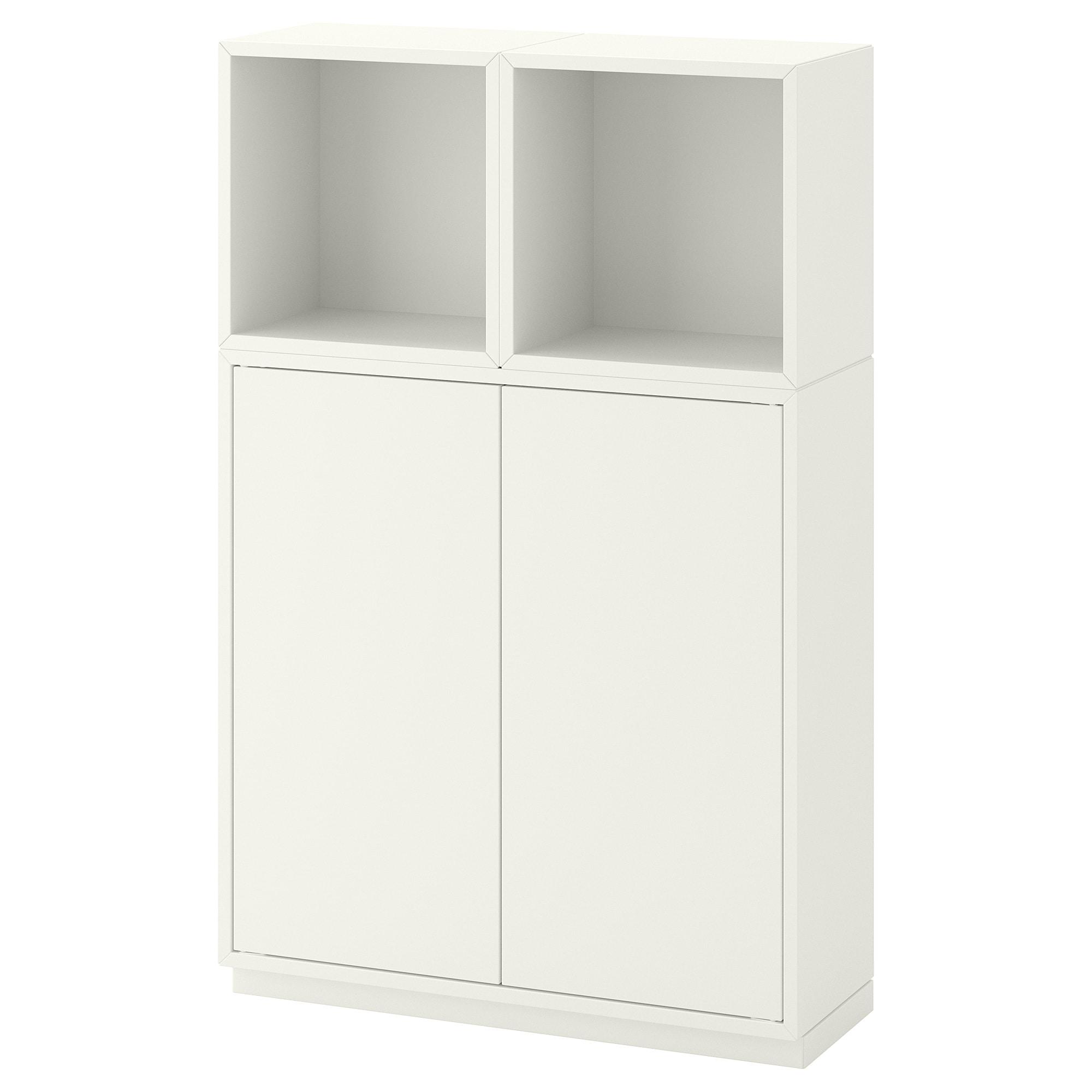 Комбинация шкафов с цоколем ЭКЕТ артикуль № 592.914.41 в наличии. Онлайн каталог IKEA РБ. Быстрая доставка и установка.
