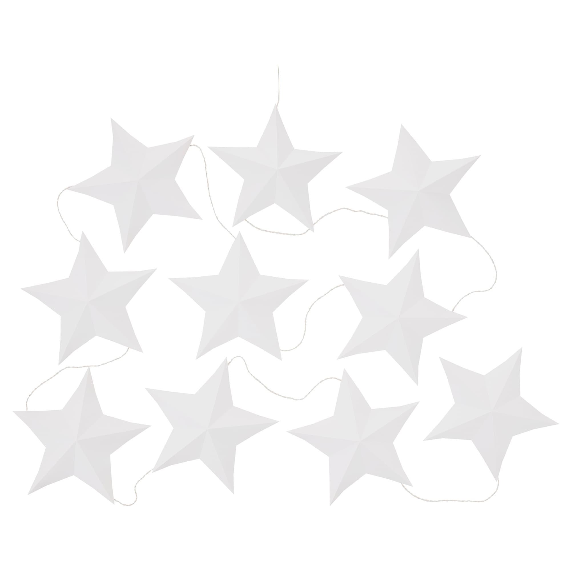 Гирлянда, 10 светодиодов СТРОЛА белый артикуль № 504.155.92 в наличии. Интернет каталог IKEA Беларусь. Быстрая доставка и соборка.
