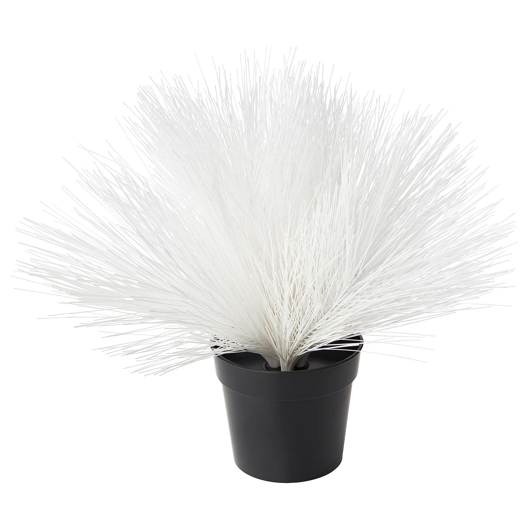 Искусственное растение с подсветкой ФЕЙКА белый артикуль № 804.088.49 в наличии. Интернет магазин IKEA Республика Беларусь. Быстрая доставка и монтаж.