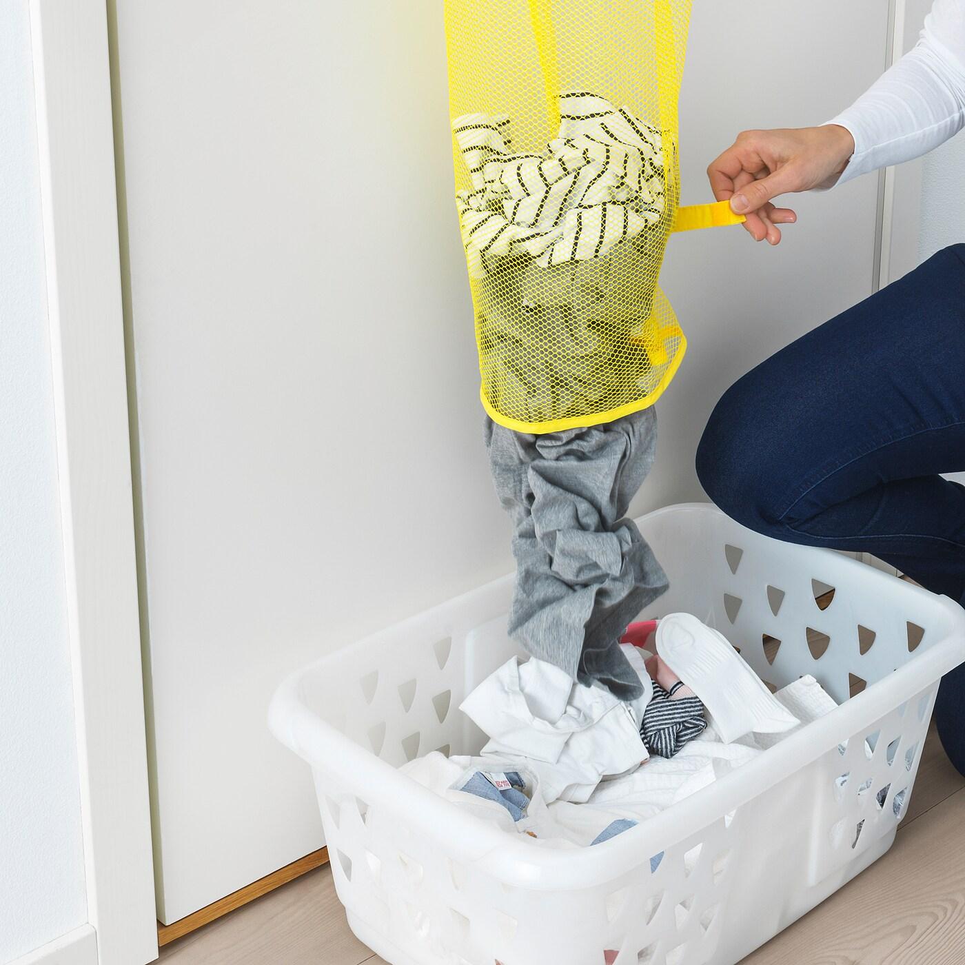 Корзина с мячом/мешок на дверь ЛУСТИГТ артикуль № 503.650.59 в наличии. Онлайн каталог IKEA Минск. Недорогая доставка и монтаж.