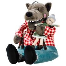 Мягкая игрушка ЛУФСИГ артикуль № 904.143.07 в наличии. Онлайн сайт IKEA РБ. Недорогая доставка и установка.