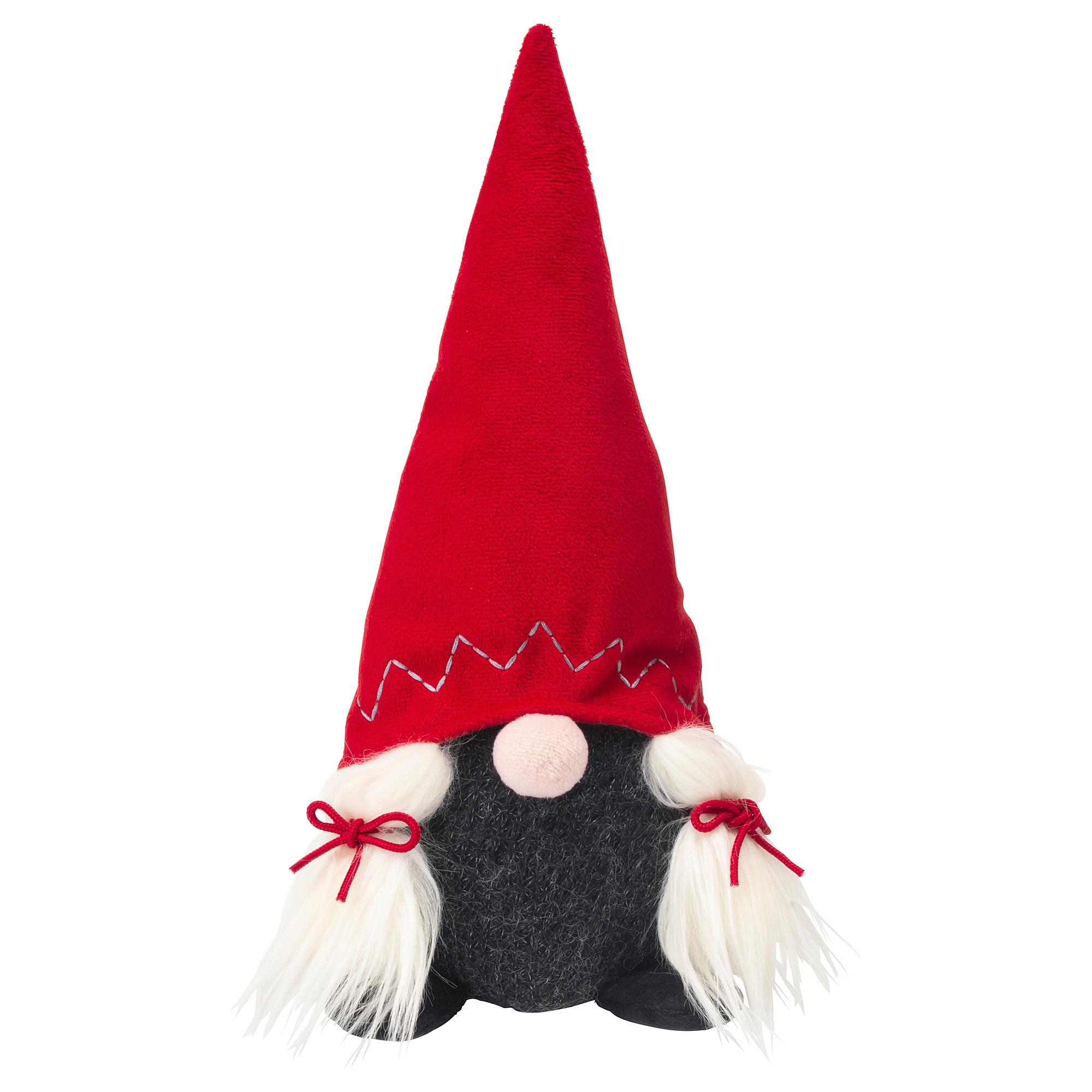 Мягкая игрушка, Санта ВИНТЕР 2018 красный артикуль № 104.267.62 в наличии. Онлайн сайт IKEA Республика Беларусь. Недорогая доставка и установка.