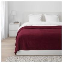 Покрывало ТРАТТВИВА темно-красный артикуль № 804.189.28 в наличии. Online сайт IKEA Республика Беларусь. Быстрая доставка и соборка.