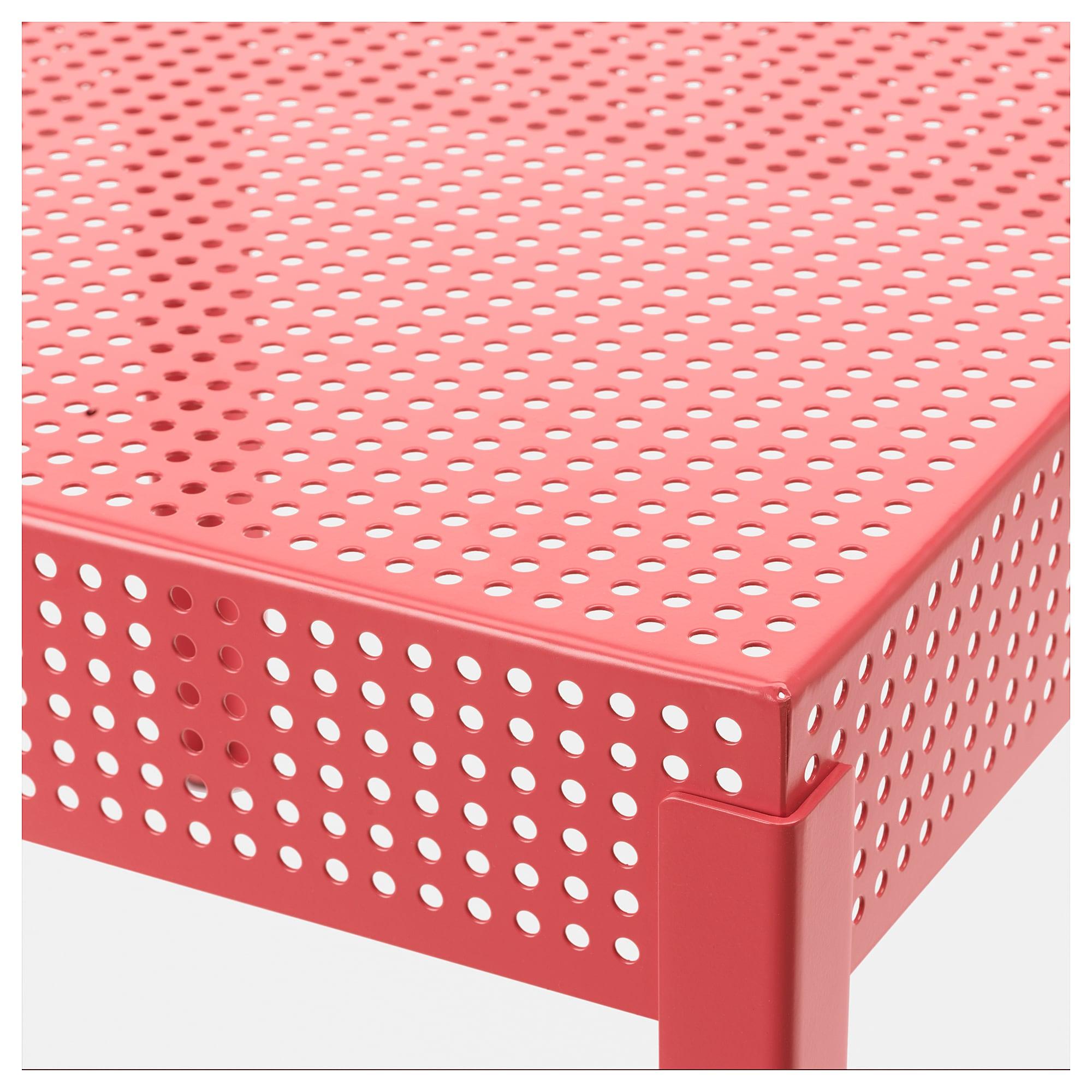 Стол, для дома/улицы СЬЕЛЬВСТЭНДИГ розовый артикуль № 104.149.38 в наличии. Интернет магазин IKEA Минск. Недорогая доставка и монтаж.