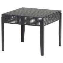 Стол, для дома/улицы СЬЕЛЬВСТЭНДИГ черный артикуль № 704.149.35 в наличии. Онлайн сайт IKEA Республика Беларусь. Быстрая доставка и установка.