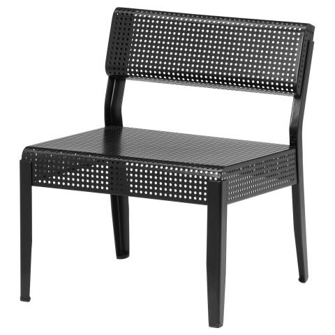 Стул для дома/сада СЬЕЛЬВСТЭНДИГ черный артикуль № 804.149.30 в наличии. Онлайн магазин IKEA РБ. Недорогая доставка и соборка.