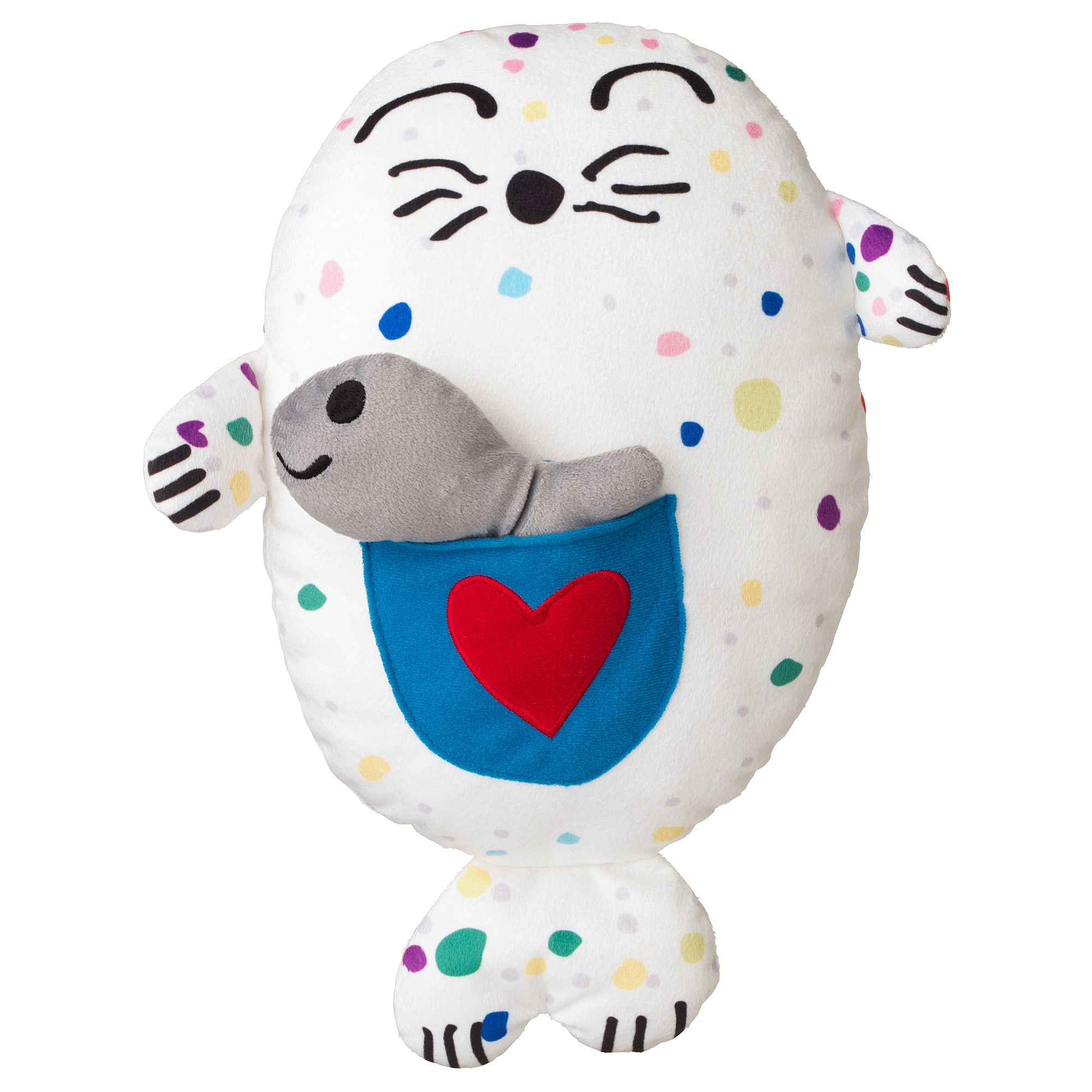 Мягкая игрушка САГОСКАТТ артикуль № 304.093.56 в наличии. Онлайн сайт ИКЕА Минск. Недорогая доставка и монтаж.