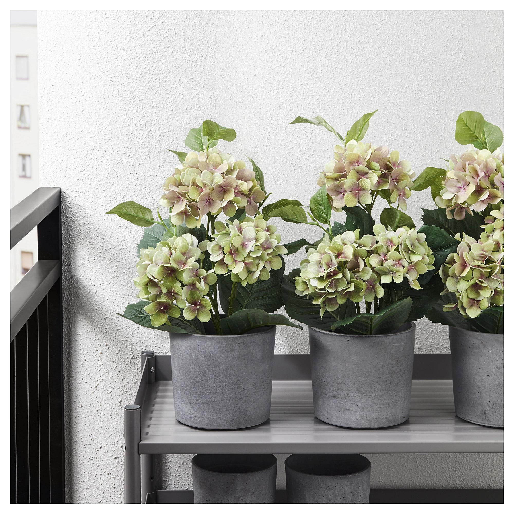 Букетик, искусственные цветы в горшках купить минск