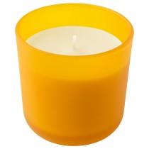 Ароматическая свеча в стакане СОММАР 2019 желтый артикуль № 204.182.62 в наличии. Online магазин IKEA Минск. Недорогая доставка и монтаж.