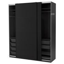Гардероб ПАКС артикуль № 992.487.52 в наличии. Онлайн каталог IKEA Беларусь. Быстрая доставка и установка.