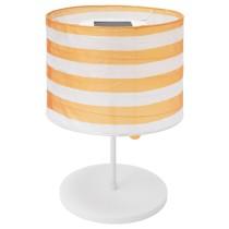 Настольная светодиодная лампа, солнечная батарея СОЛВИДЕН желтый/белый артикуль № 304.220.32 в наличии. Интернет каталог IKEA РБ. Недорогая доставка и установка.