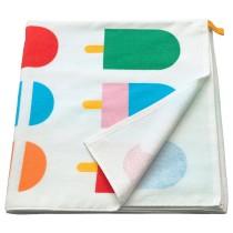 Пляжное полотенце СОММАР 2019 разноцветный артикуль № 404.293.30 в наличии. Интернет сайт ИКЕА Беларусь. Быстрая доставка и установка.
