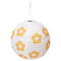 Подвесная светодиодная лампа СОЛВИДЕН желтый артикуль № 204.219.81 в наличии. Интернет магазин IKEA РБ. Быстрая доставка и монтаж.