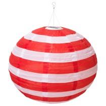 Подвесная светодиодная лампа СОЛВИДЕН красный артикуль № 604.219.22 в наличии. Онлайн сайт ИКЕА РБ. Недорогая доставка и установка.