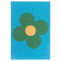 Придверный коврик СОММАР 2019 синий артикуль № 504.297.25 в наличии. Интернет магазин ИКЕА РБ. Недорогая доставка и установка.