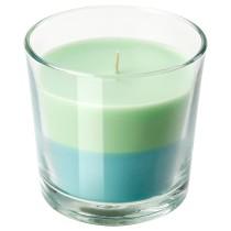 Ароматическая свеча в стакане КАНСКЕ артикуль № 804.529.98 в наличии. Online каталог IKEA РБ. Быстрая доставка и монтаж.