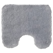 Коврик в туалет АЛЬМТЬЕРН серый артикуль № 604.362.64 в наличии. Онлайн сайт IKEA Республика Беларусь. Недорогая доставка и установка.