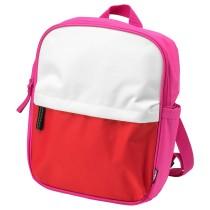 Рюкзак СТАРТТИД розовый/белый артикуль № 104.322.30 в наличии. Интернет каталог IKEA Минск. Быстрая доставка и соборка.