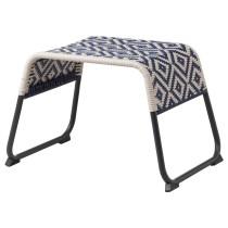 Табурет для ног ОВЕРАЛЛЬТ синий артикуль № 104.312.78 в наличии. Онлайн каталог IKEA РБ. Недорогая доставка и установка.